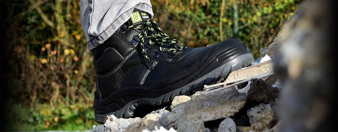 Flex Footwear Easy Mid S3 werkschoenen